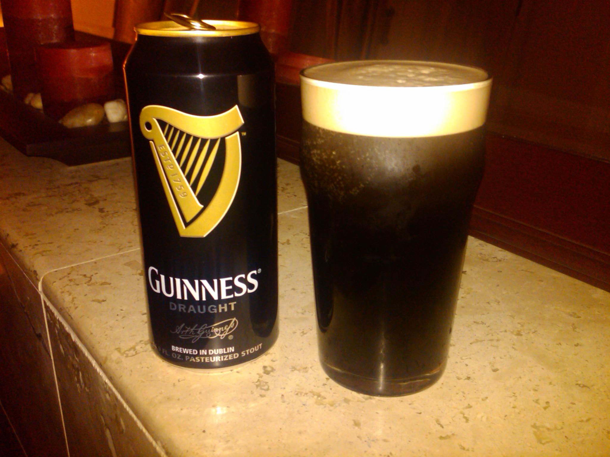 The beer ninjas a beer flavored salvo of carnage for Guinness beer in ireland